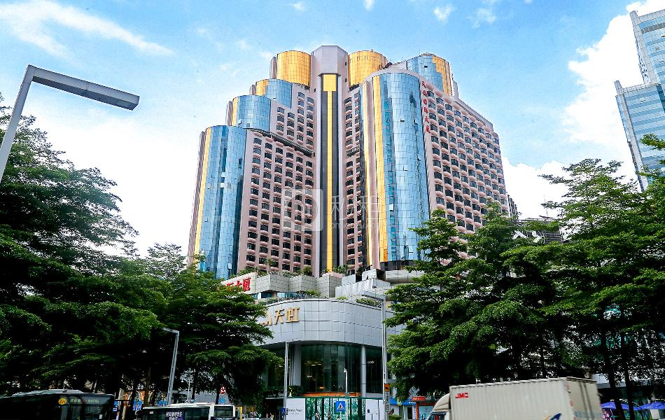 啟富商務中心-天安國際大廈