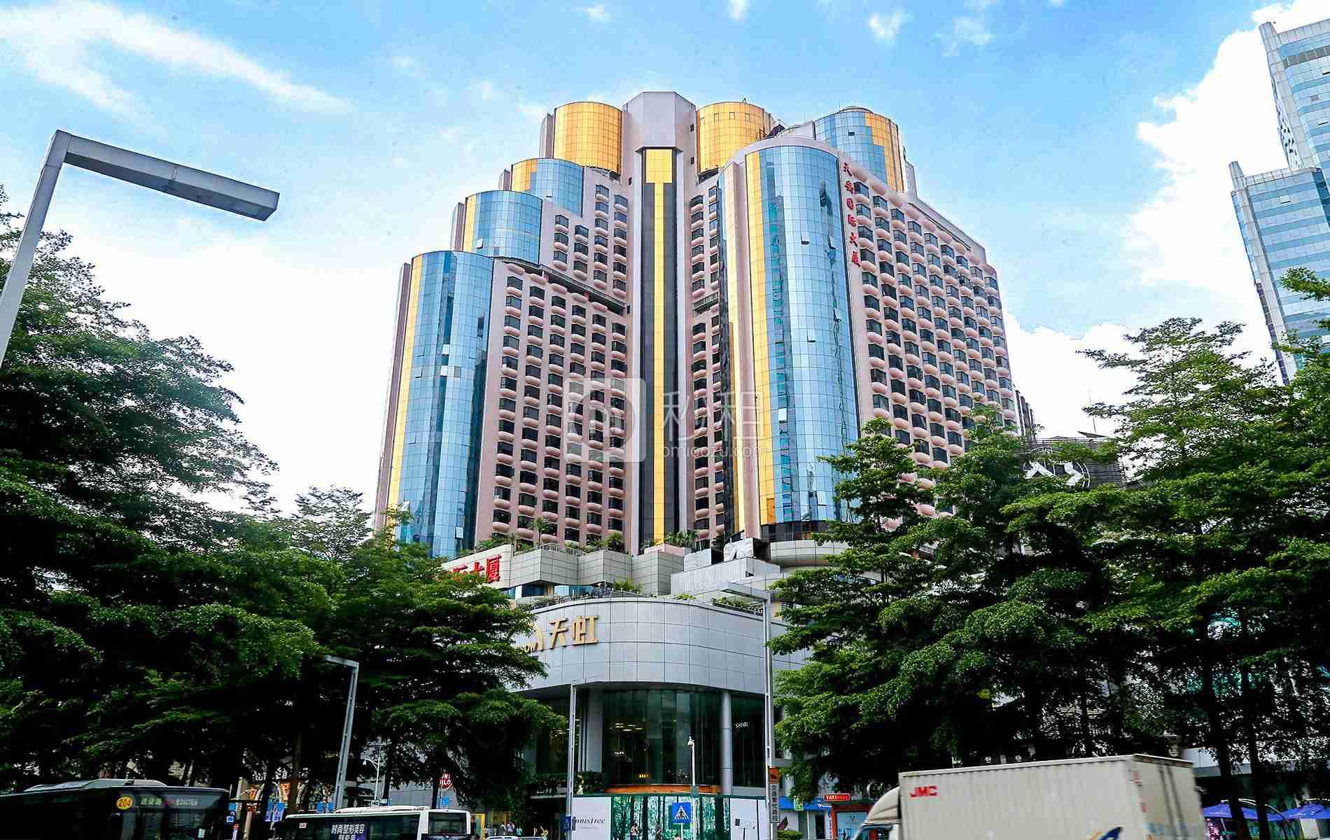 天安国际大厦-启富商务中心