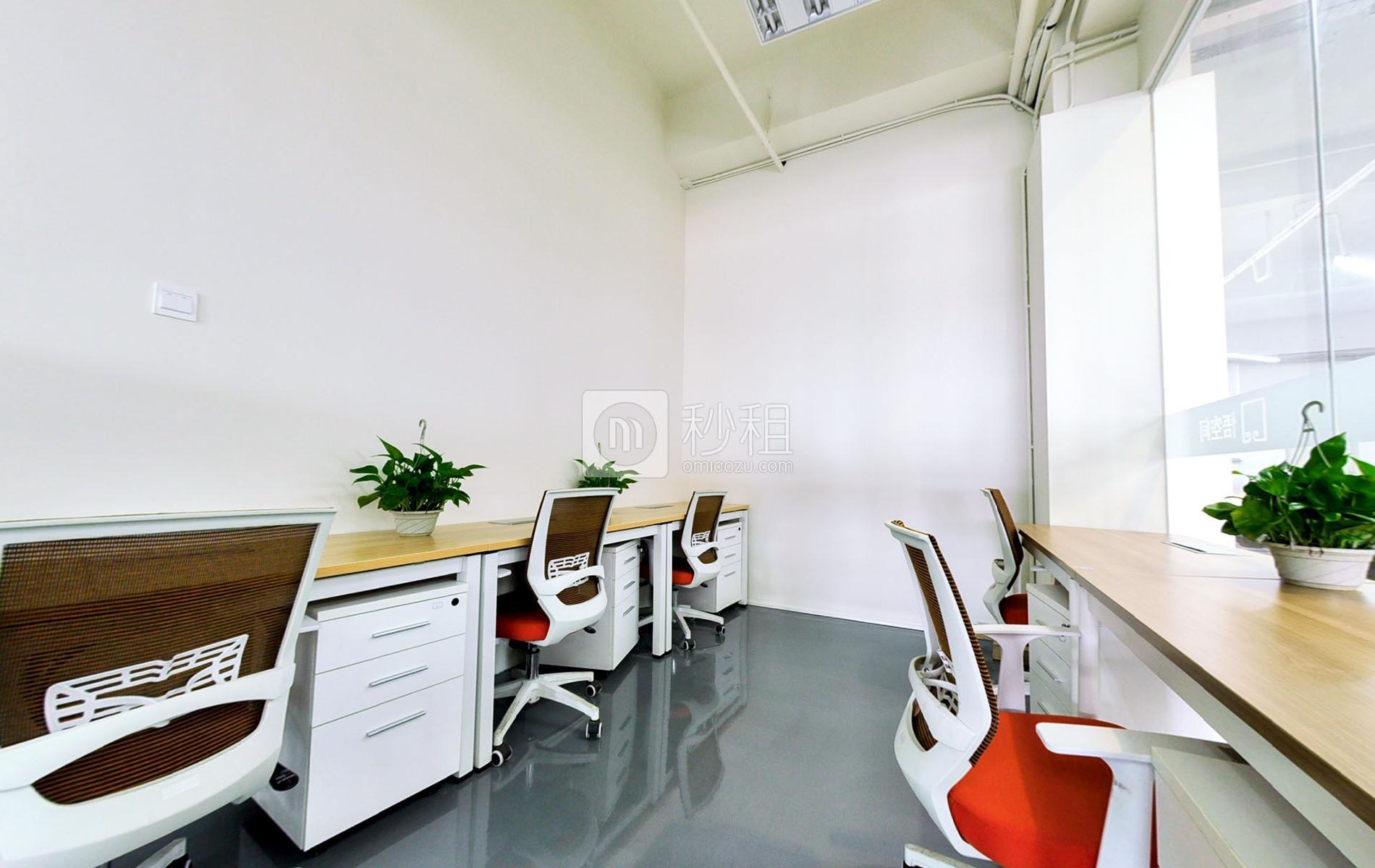 富利臻大厦-悟空间写字楼出租30平米豪装办公室7500元/间.月