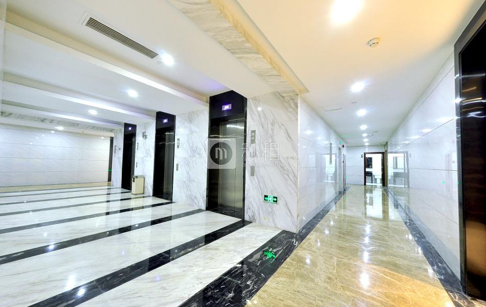 海王银河科技大厦写字楼出租598平米精装办公室155元/m².月