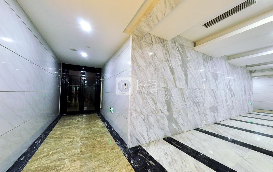 海王银河科技大厦写字楼出租330平米精装办公室155元/m².月