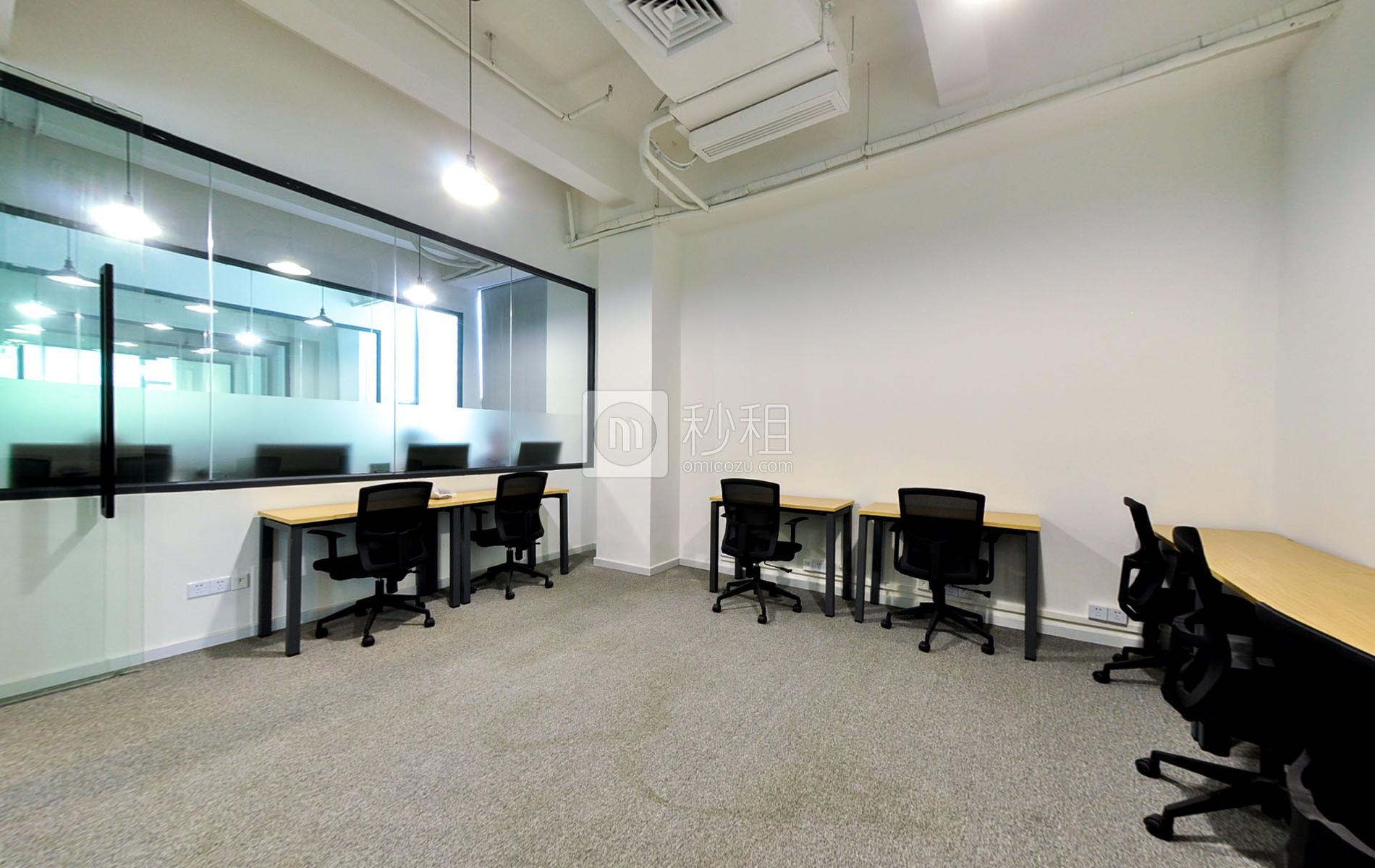 华富洋大厦-思微SimplyWork4.0写字楼出租50平米豪装办公室16300元/间.月