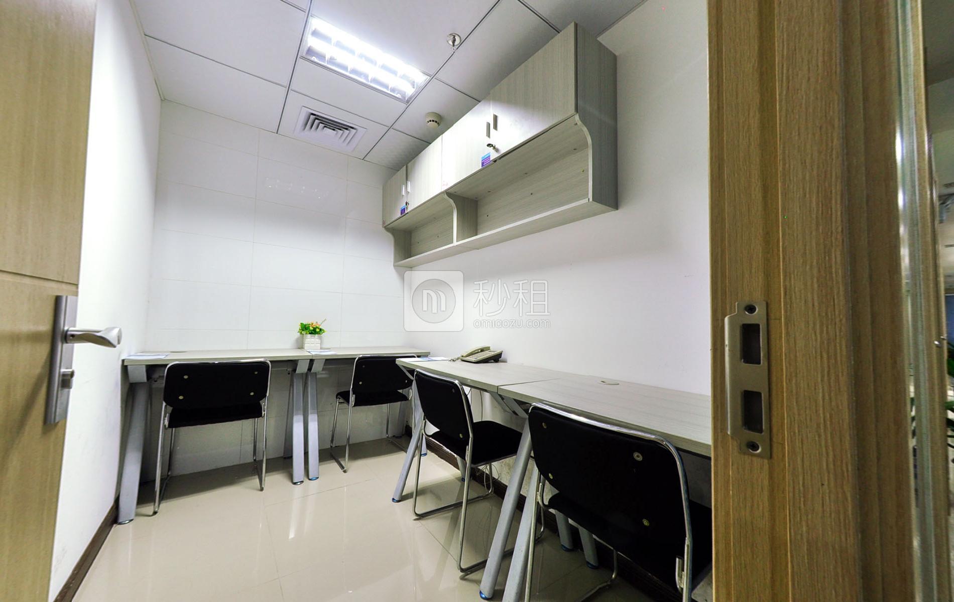 闽泰大厦-创富港写字楼出租14平米豪装办公室4080元/间.月