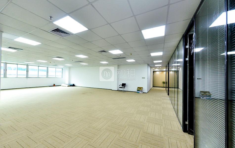 万德莱大厦写字楼出租192平米豪装办公室110元/m².月