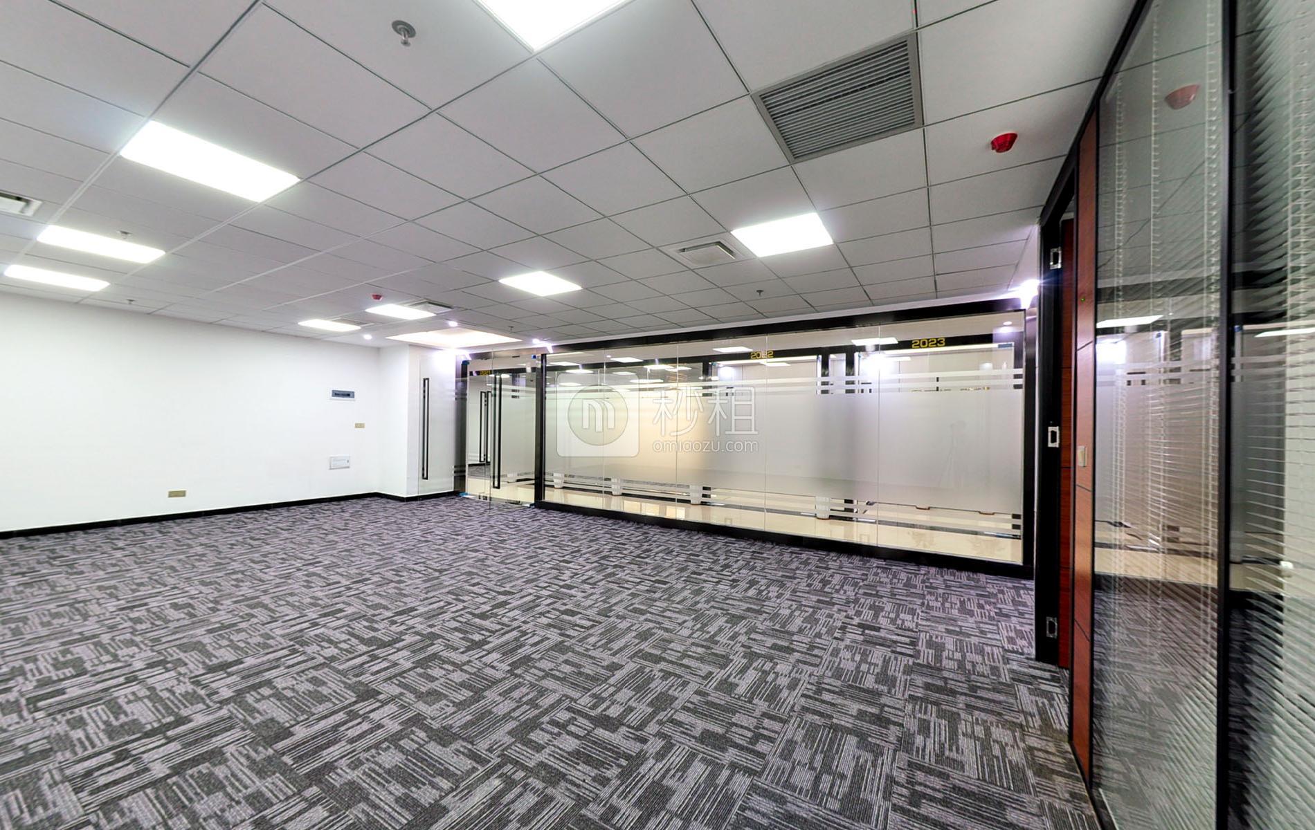 长城大厦写字楼出租102平米豪装办公室110元/m².月