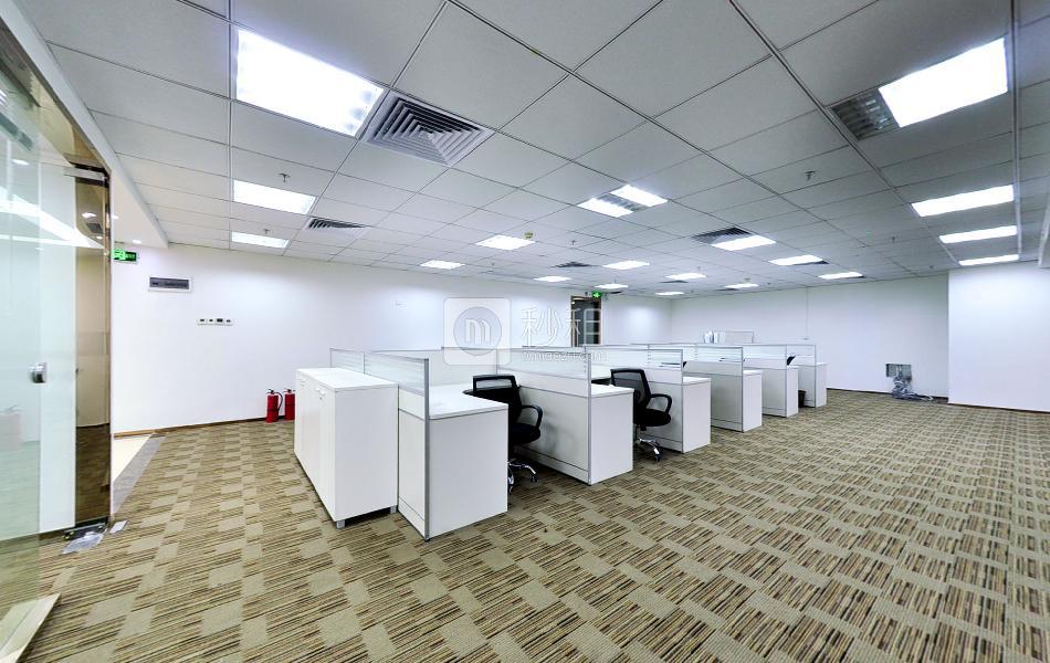 卓越大厦写字楼出租313平米豪装办公室268元/m².月