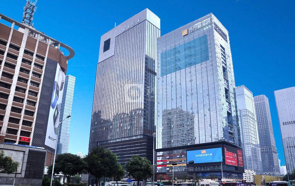 兆邦基金融大厦