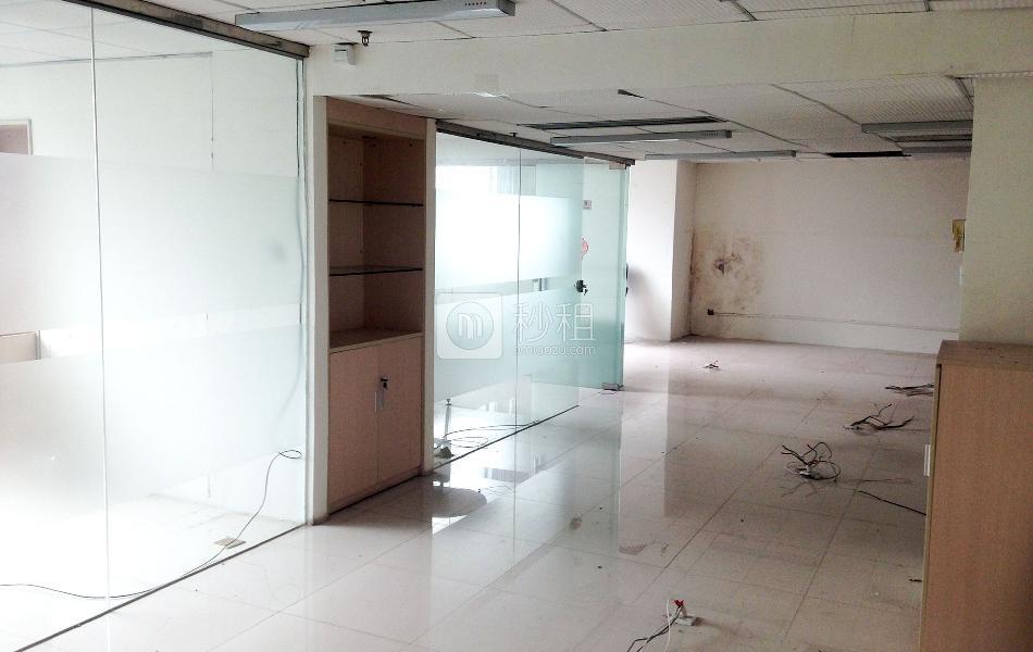 丰伟大厦写字楼出租357平米简装办公室75元/m².月