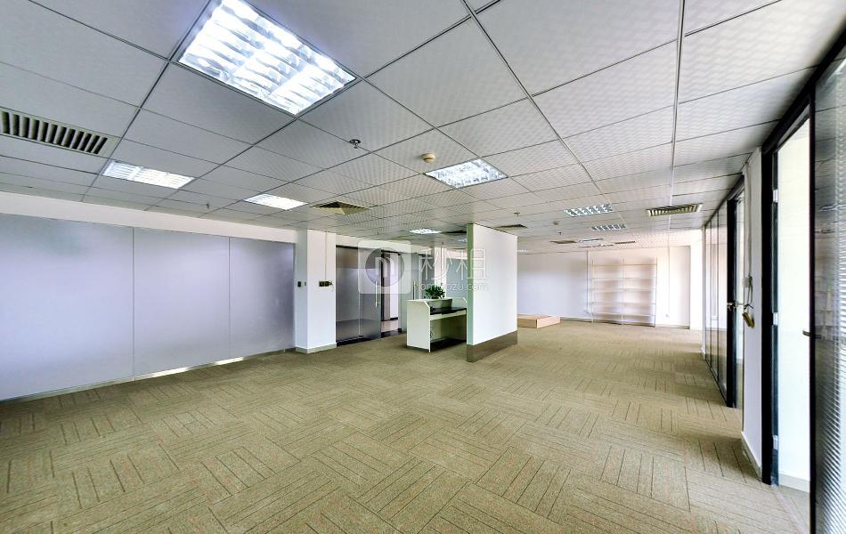 市政大厦写字楼出租217平米豪装办公室110元/m².月