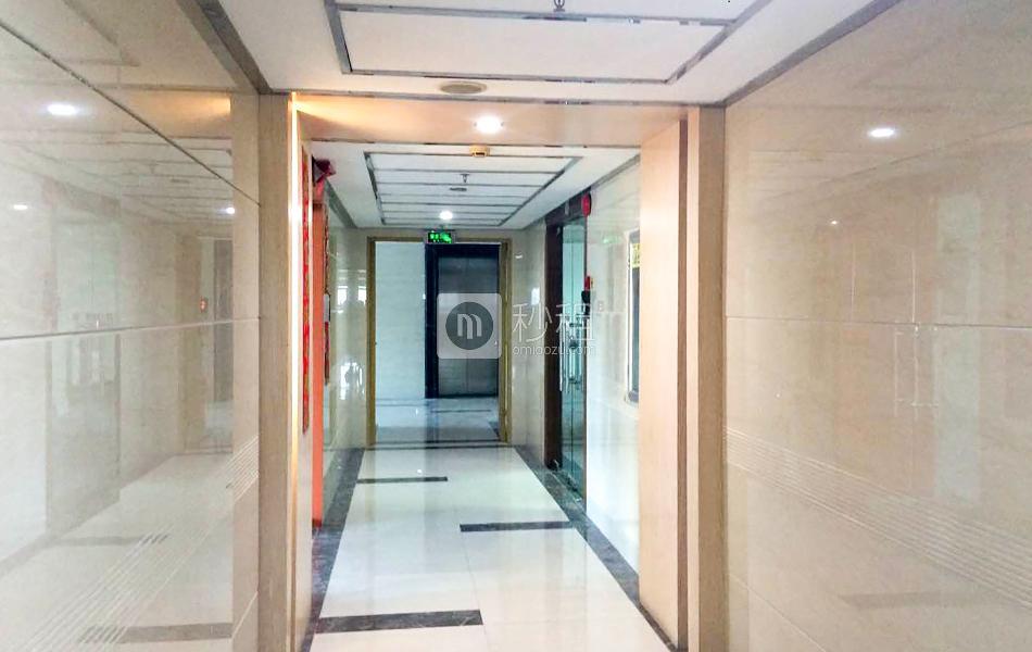 南方铁道大厦写字楼出租103平米简装办公室110元/m².月