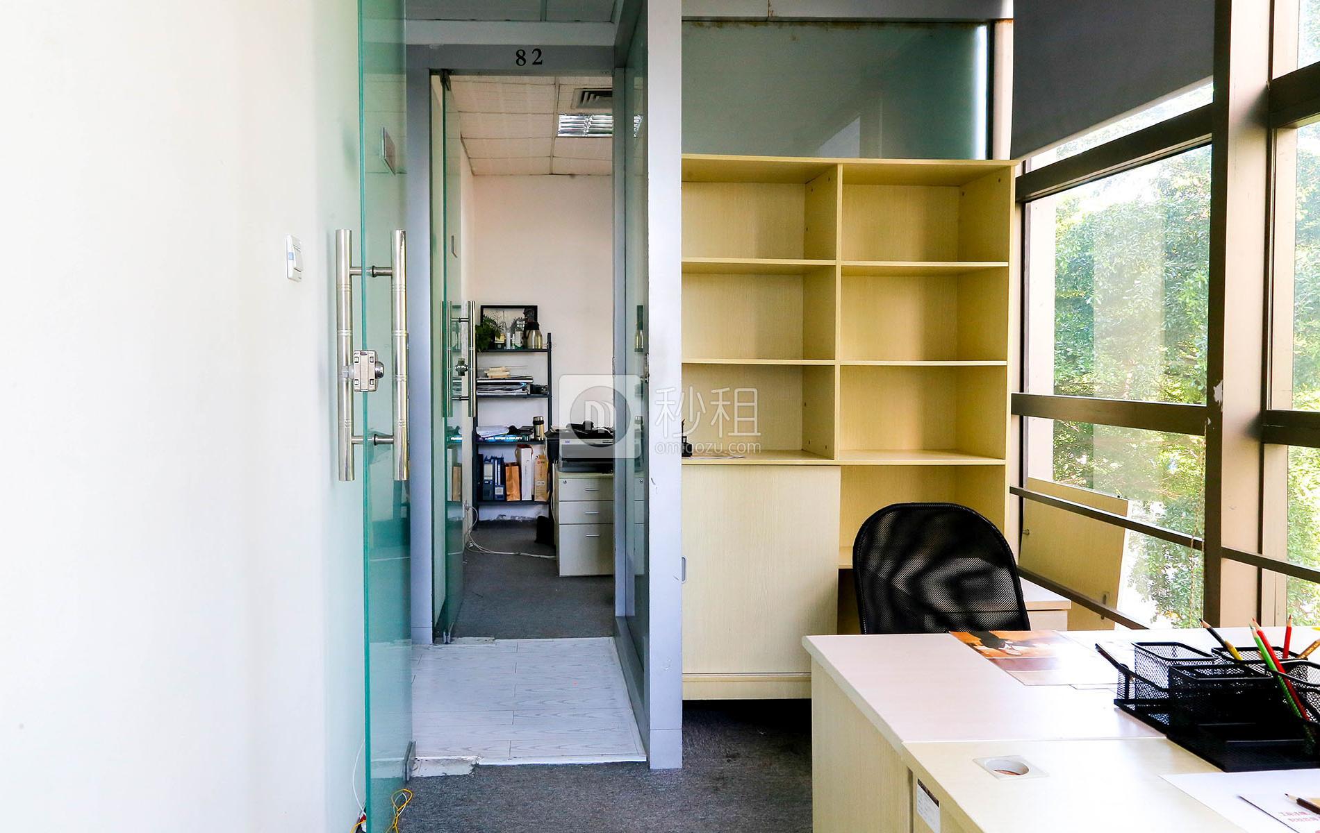 企创商务中心-海松大厦写字楼出租15平米精装办公室2480元/间.月
