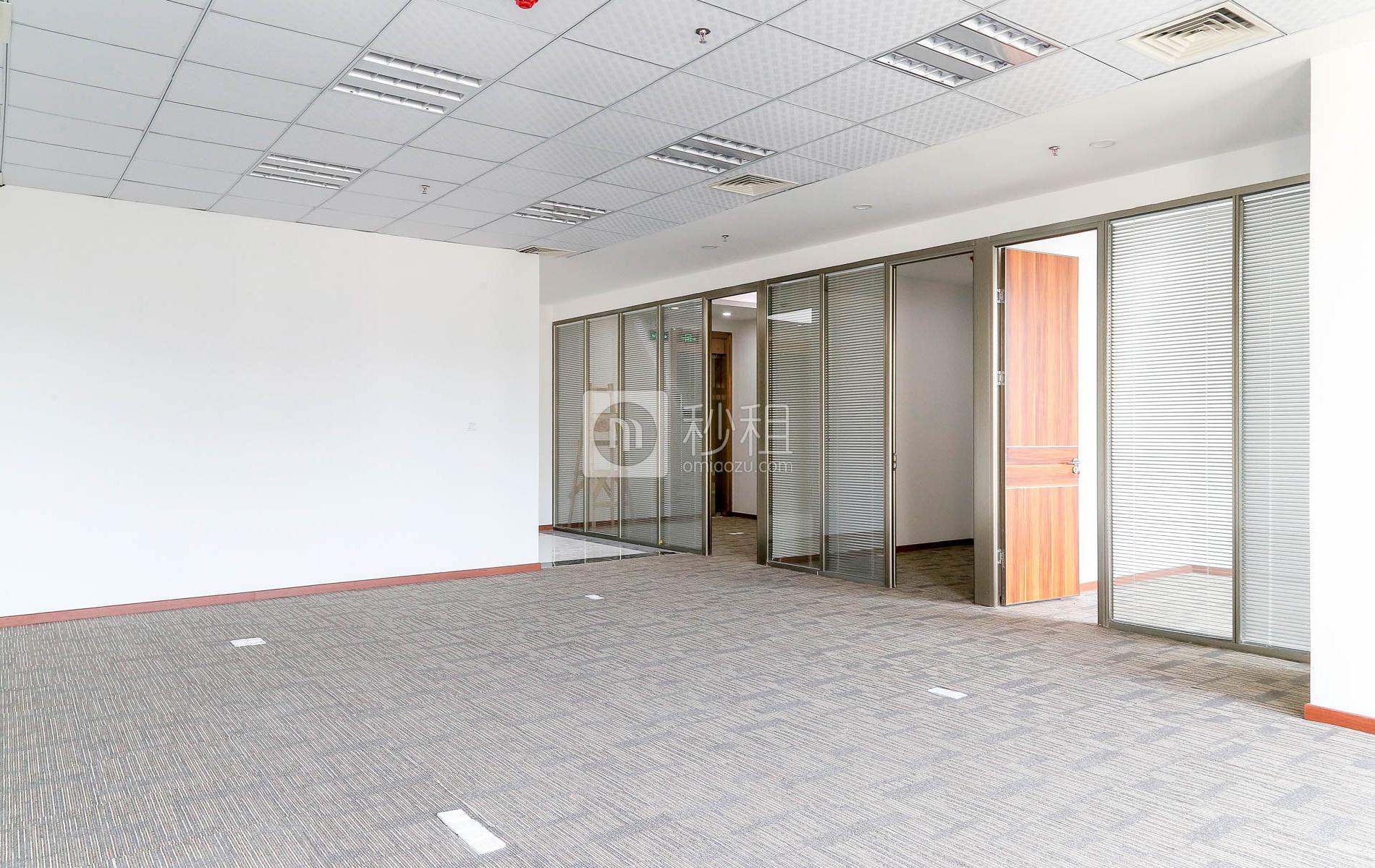 建安山海中心写字楼出租260平米豪装办公室198元/m².月