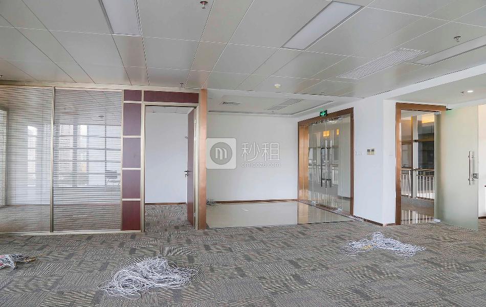 金运世纪大厦写字楼出租293平米豪装办公室220元/m².月