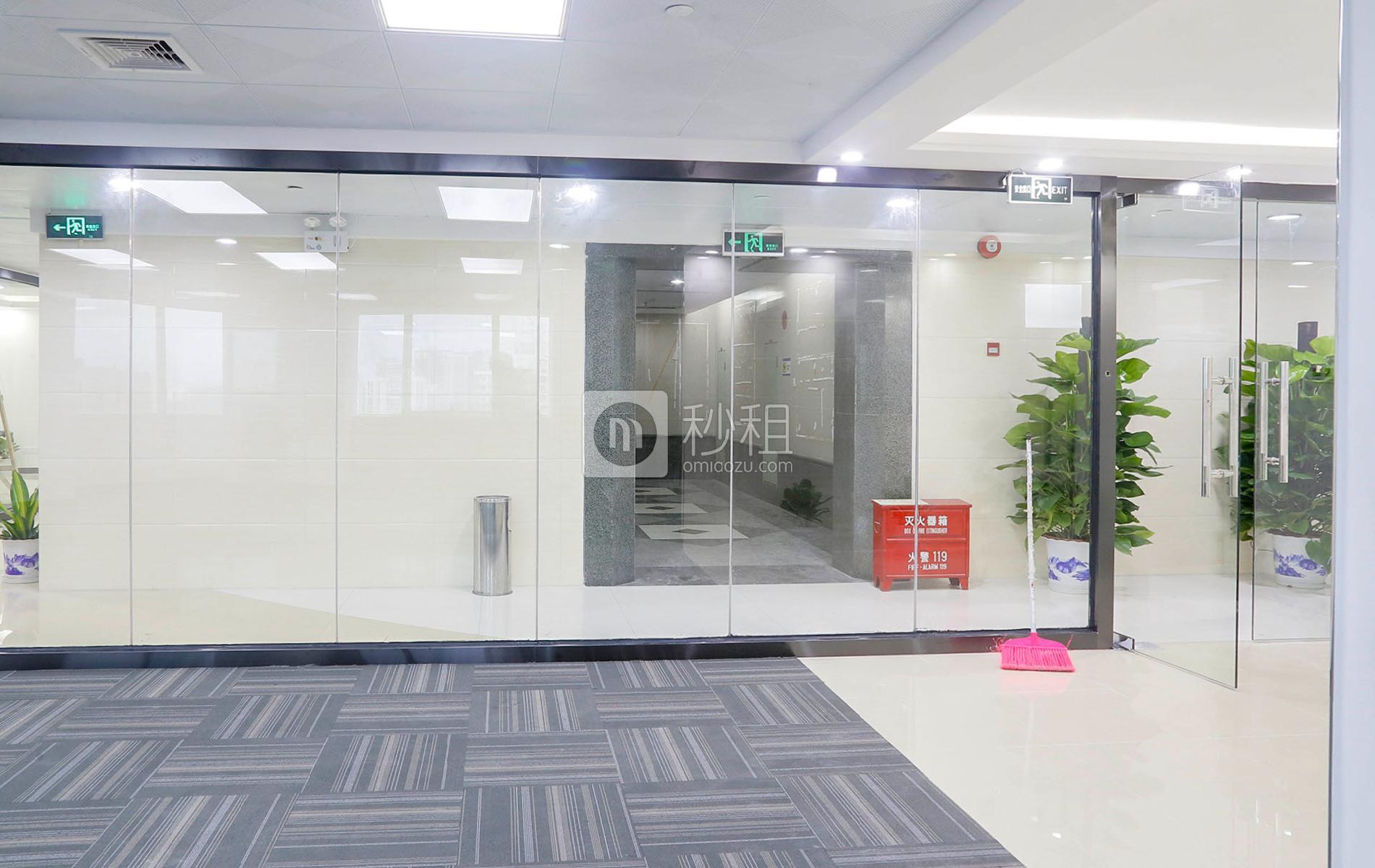 国通大厦写字楼出租280平米豪装办公室160元/m².月