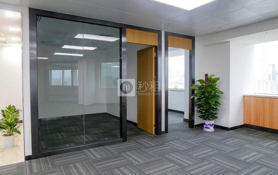 国通大厦写字楼出租146平米精装办公室98元/m².月
