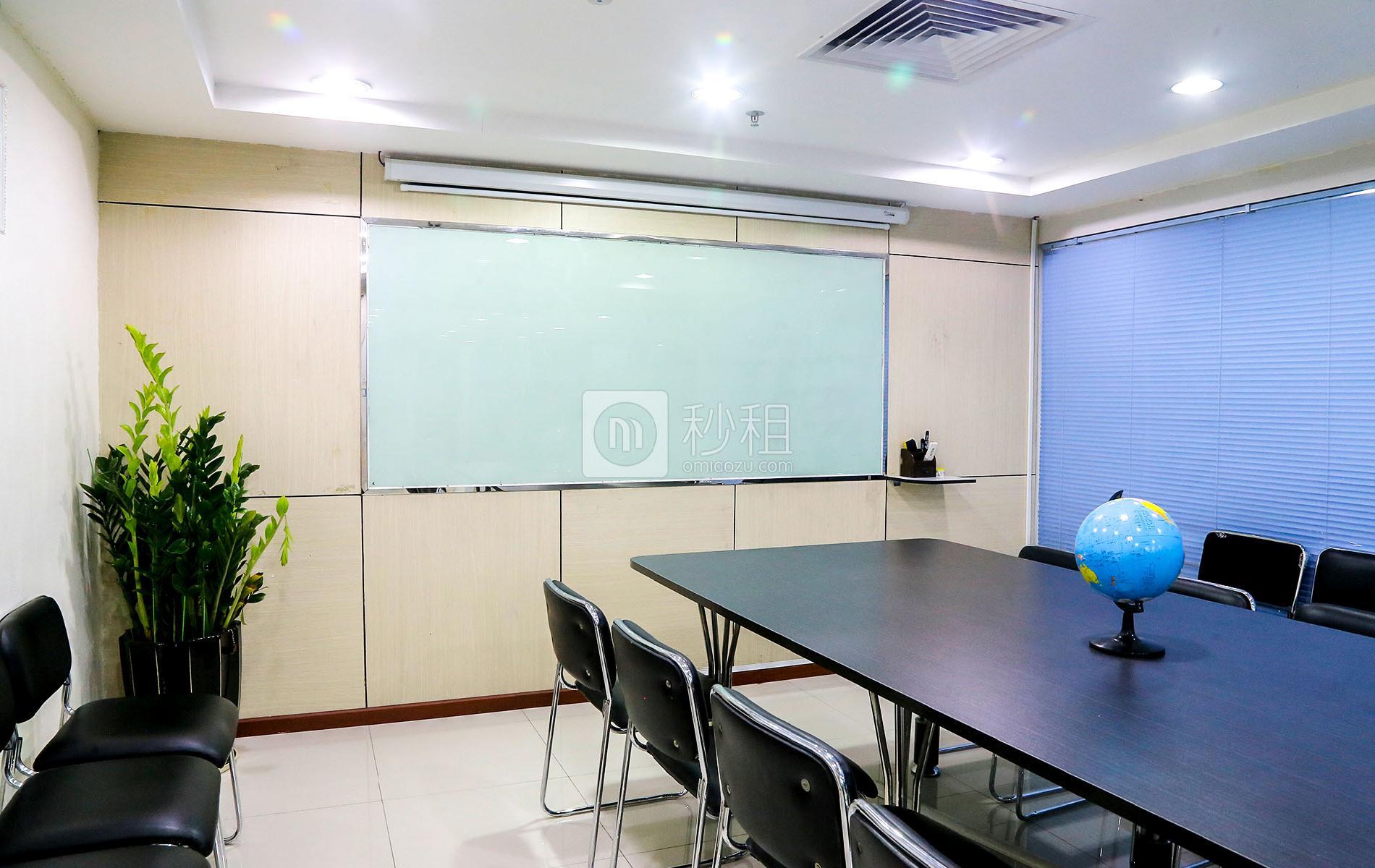 百货广场-创富港写字楼出租13平米精装办公室3280元/间.月