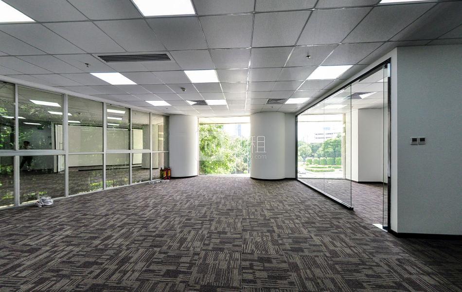 科技园工业大厦写字楼出租180平米精装办公室99元/m².月