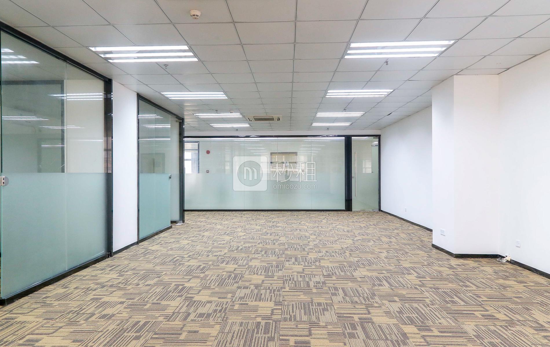 海外装饰大厦写字楼出租293平米精装办公室125元/m².月