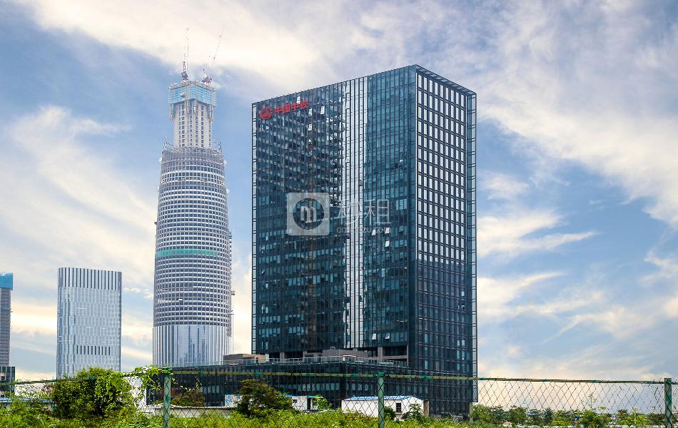 中鐵南方總部大廈