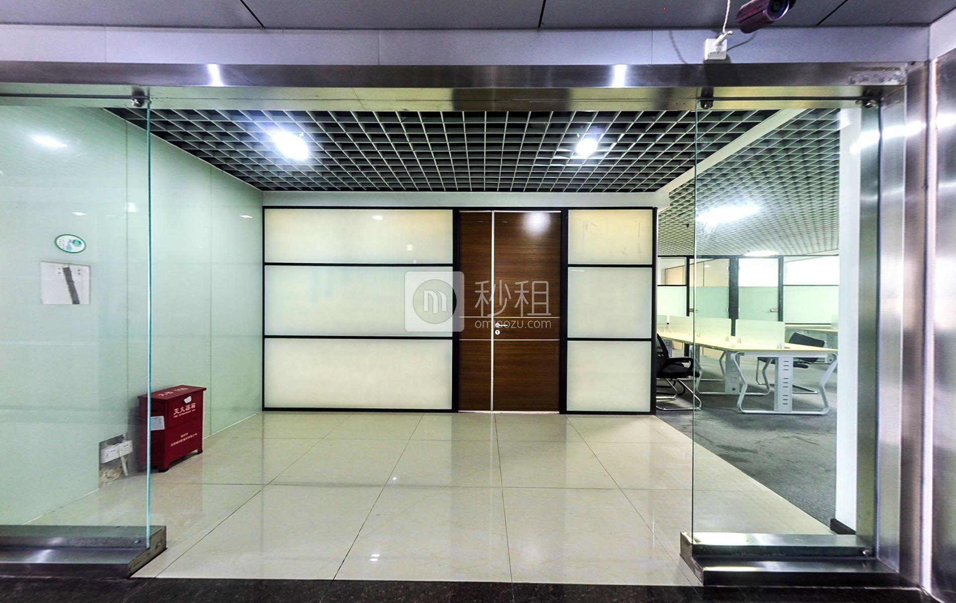 宝运达物流信息大厦写字楼出租197平米简装办公室65元/m².月