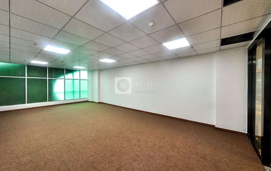 宝立方文化创意园写字楼出租94平米精装办公室70元/m².月
