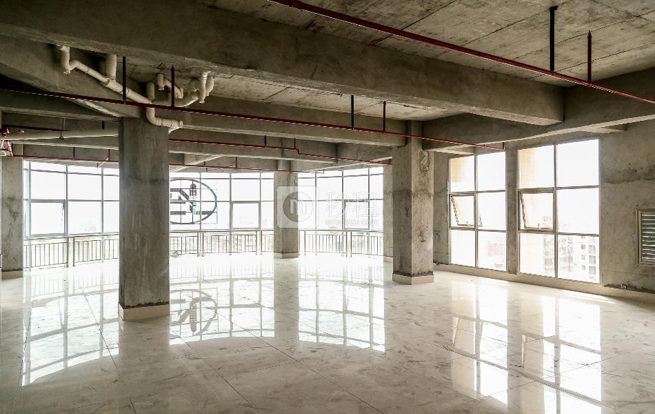 竣胜商务大厦写字楼出租233平米简装办公室38元/m².月