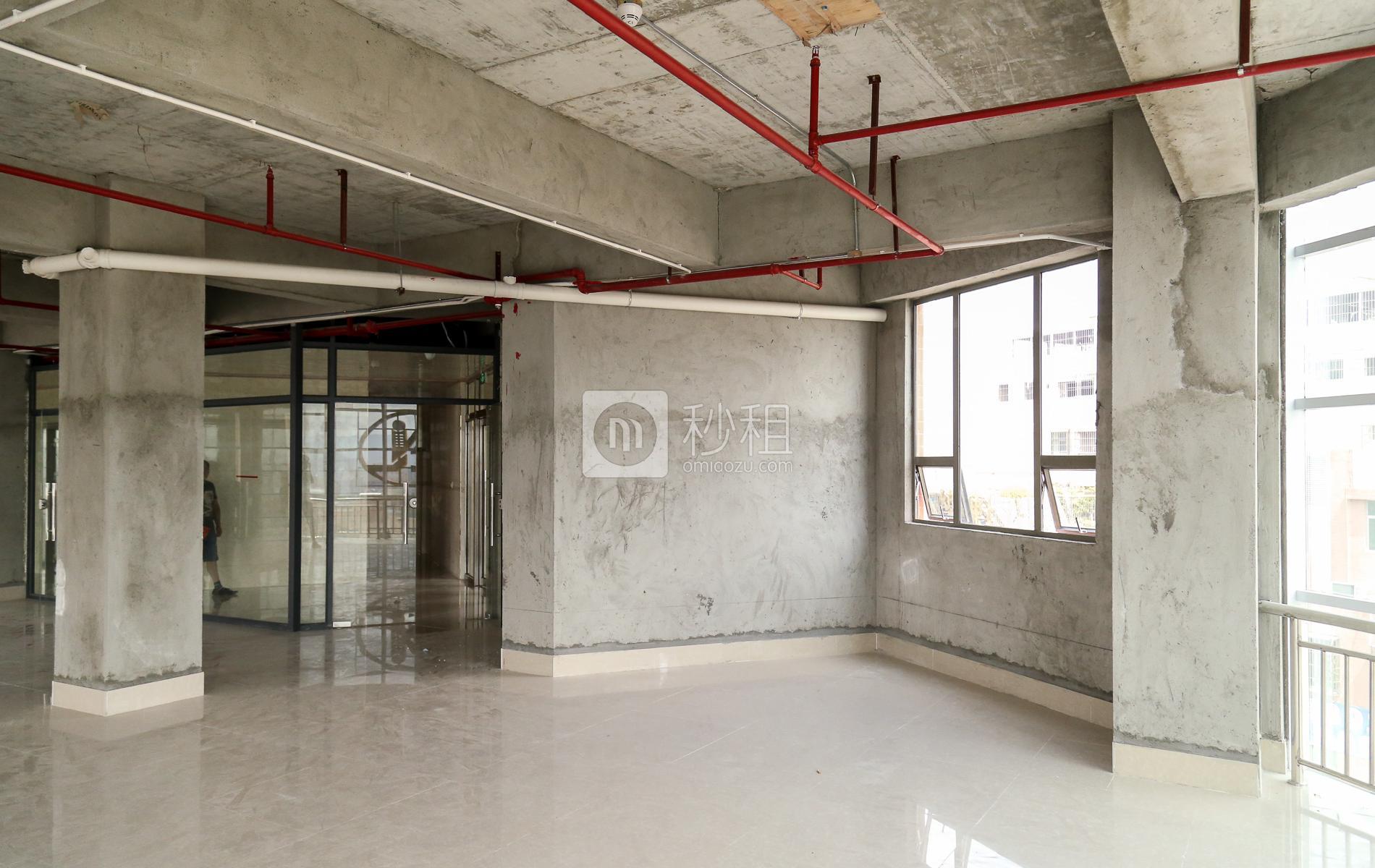 竣胜商务大厦写字楼出租133平米简装办公室38元/m².月