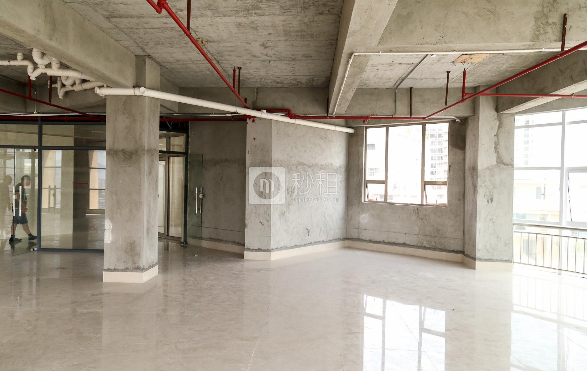 竣胜商务大厦写字楼出租130平米简装办公室38元/m².月