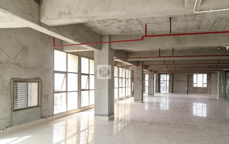 竣胜商务大厦写字楼出租433平米简装办公室40元/m².月
