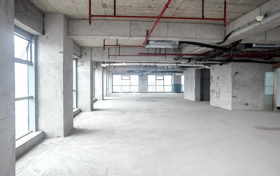 金中环大厦写字楼出租430平米毛坯办公室117元/m².月