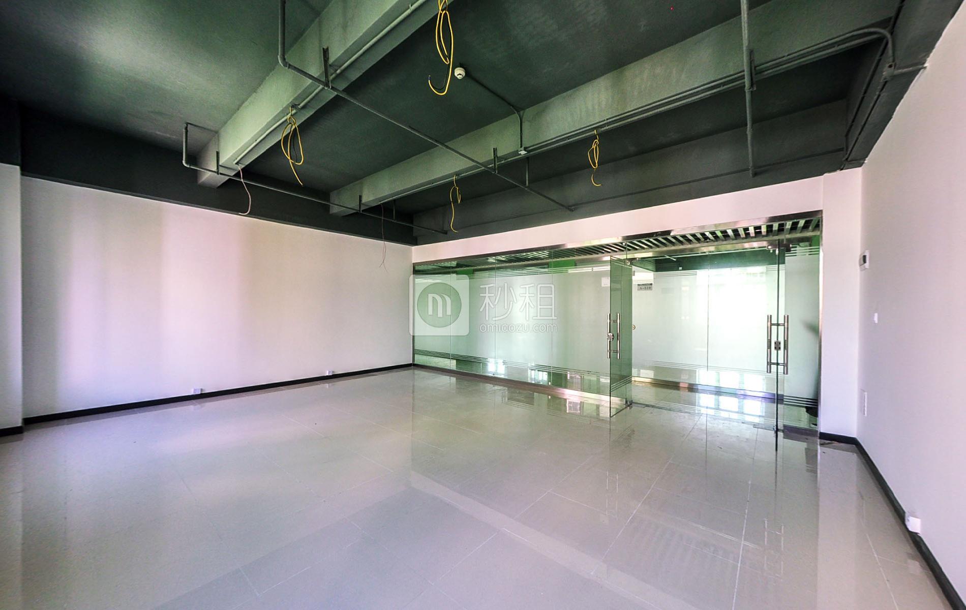 宝路工业区-岭南创谷写字楼出租127平米精装办公室55元/m².月