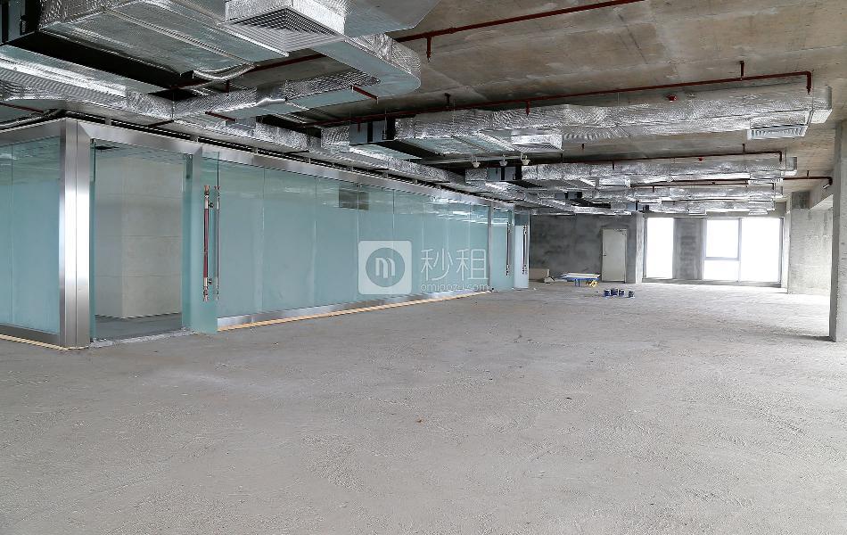 嘉安达大厦写字楼出租368平米毛坯办公室65元/m².月