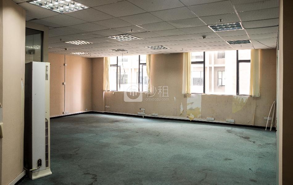 富海大厦-锦博商务港写字楼出租171平米简装办公室110元/m².月