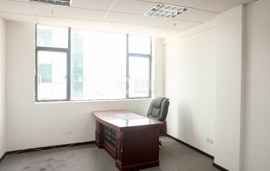 富海大厦-锦博商务港写字楼出租60平米简装办公室110元/m².月