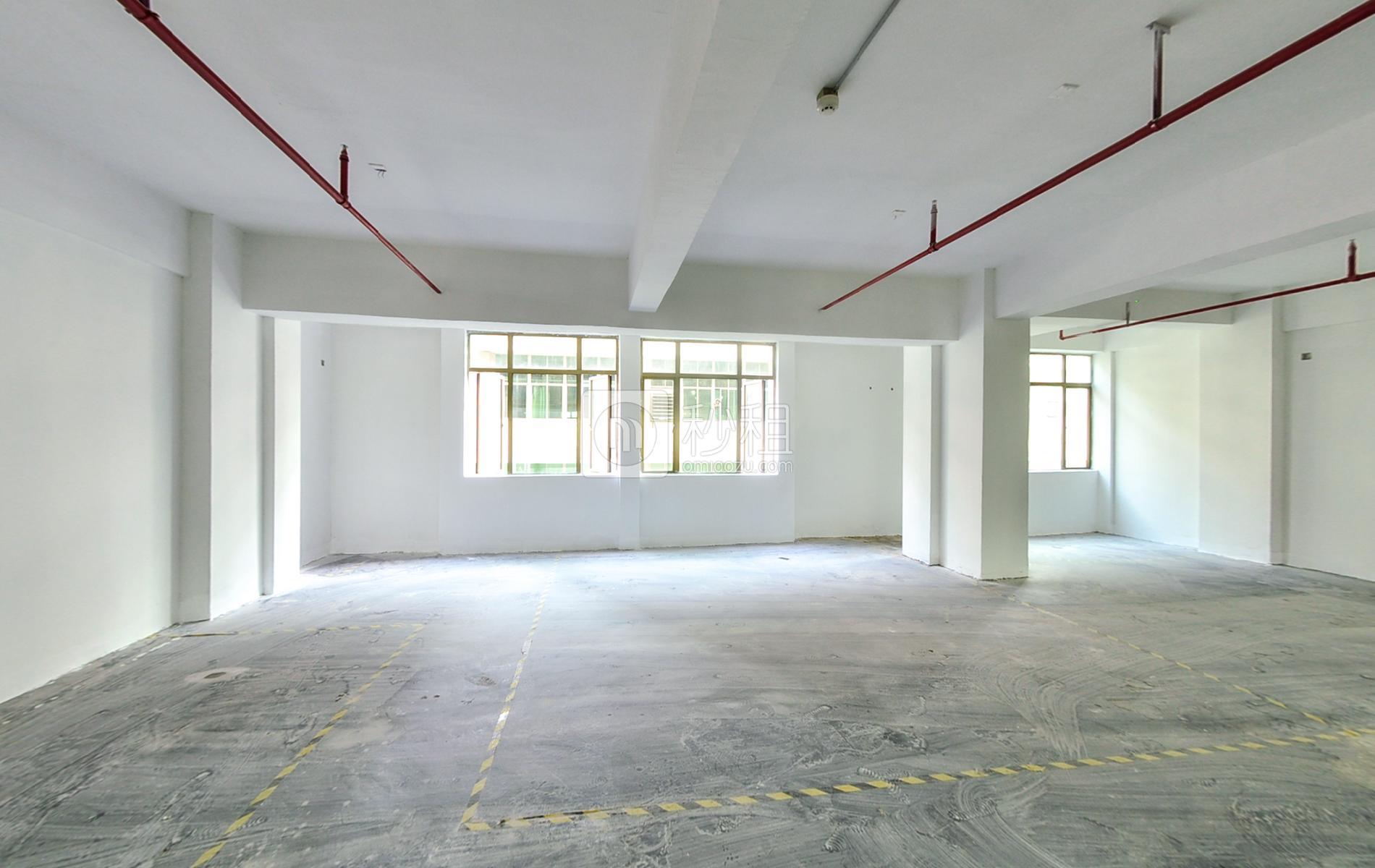 嘉义源科技园3楼写字楼出租180平米简装办公室35元/m².月