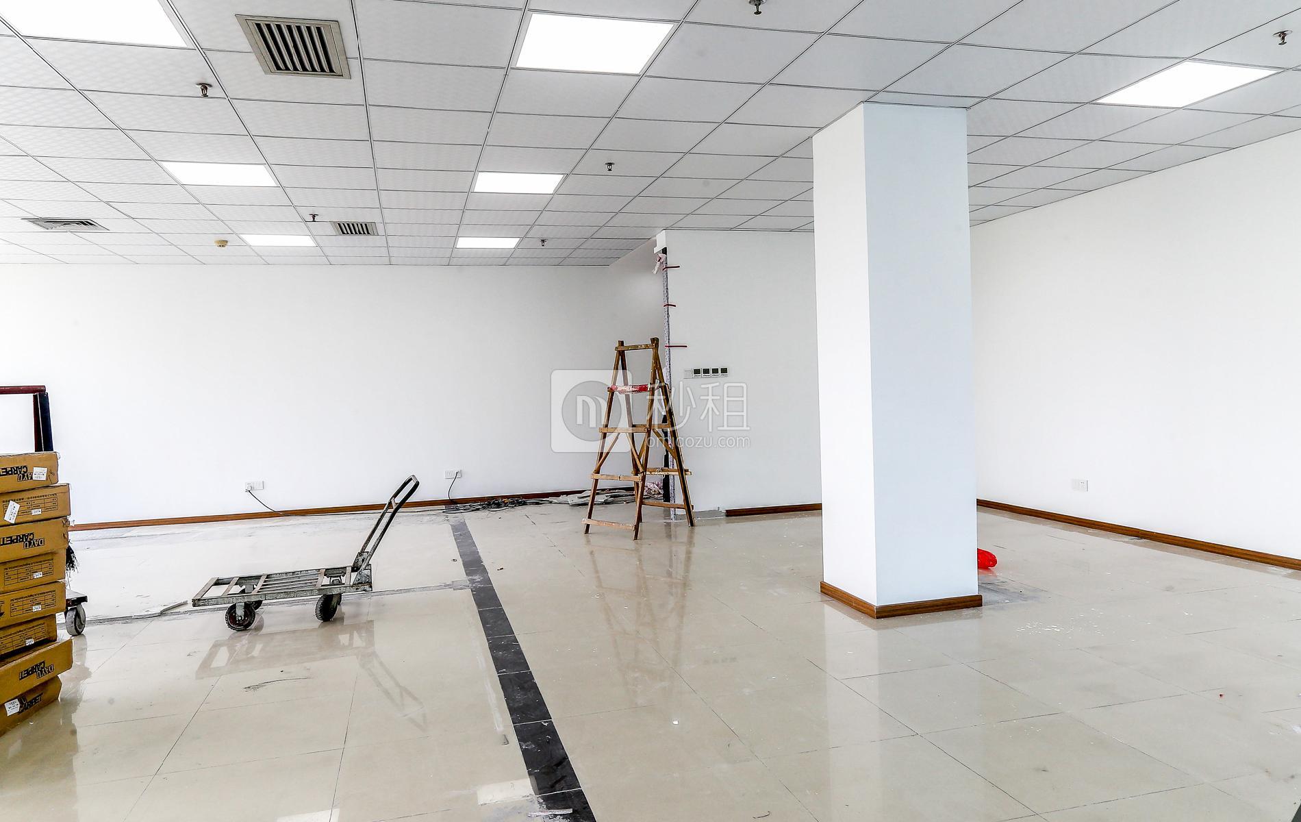 华瀚科技大厦写字楼出租338平米精装办公室80元/m².月