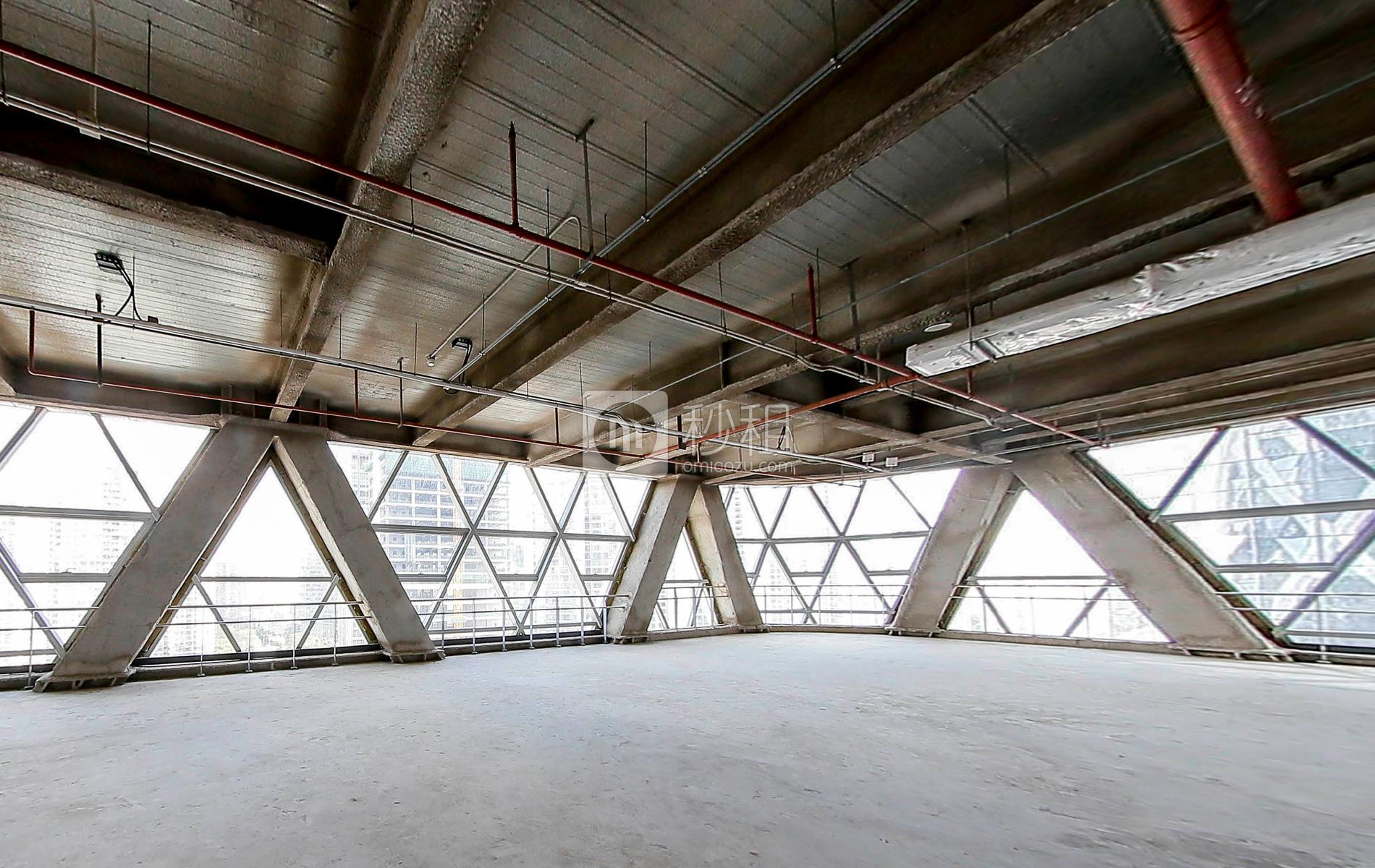创业投资大厦写字楼出租2158平米毛坯办公室135元/m².月