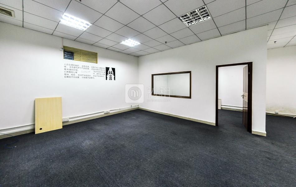 德信商务中心写字楼出租82平米精装办公室48元/m².月