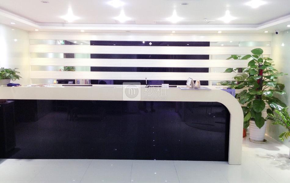 创富港-锦绣联合商务大厦