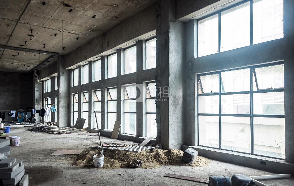 广州民间金融大厦写字楼出租1200平米简装办公室100元/m².月