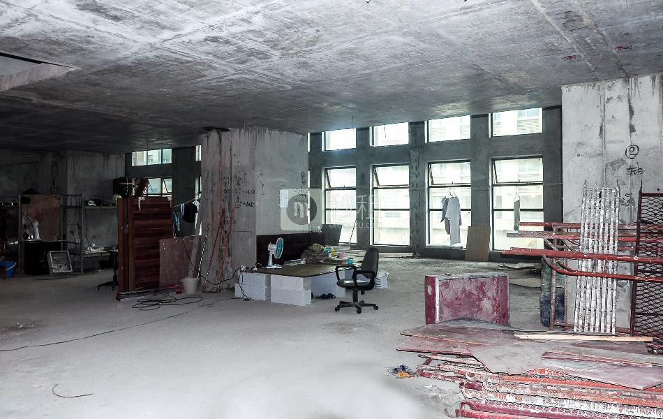 广州民间金融大厦写字楼出租1200平米毛坯办公室90元/m².月