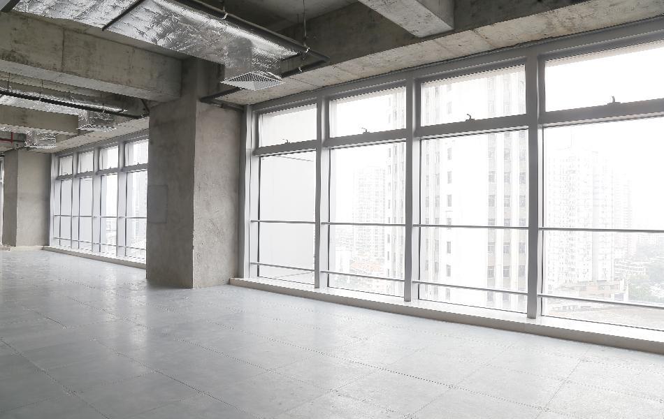 丽丰中心写字楼出租1000平米简装办公室140元/m².月
