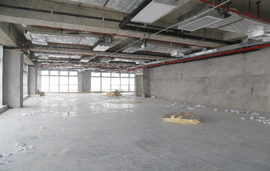 丽丰中心写字楼出租250平米简装办公室140元/m².月