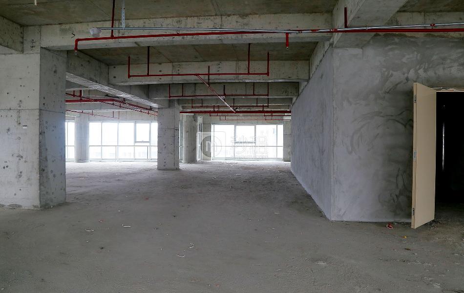 金润国际大厦写字楼出租3600平米毛坯办公室100元/m².月