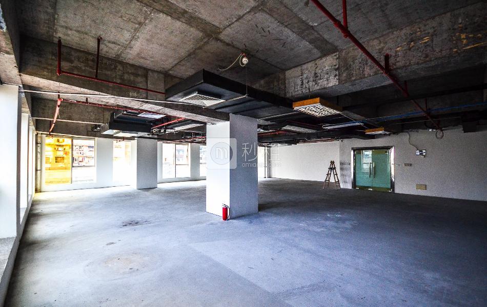 和业广场写字楼出租400平米简装办公室98元/m².月