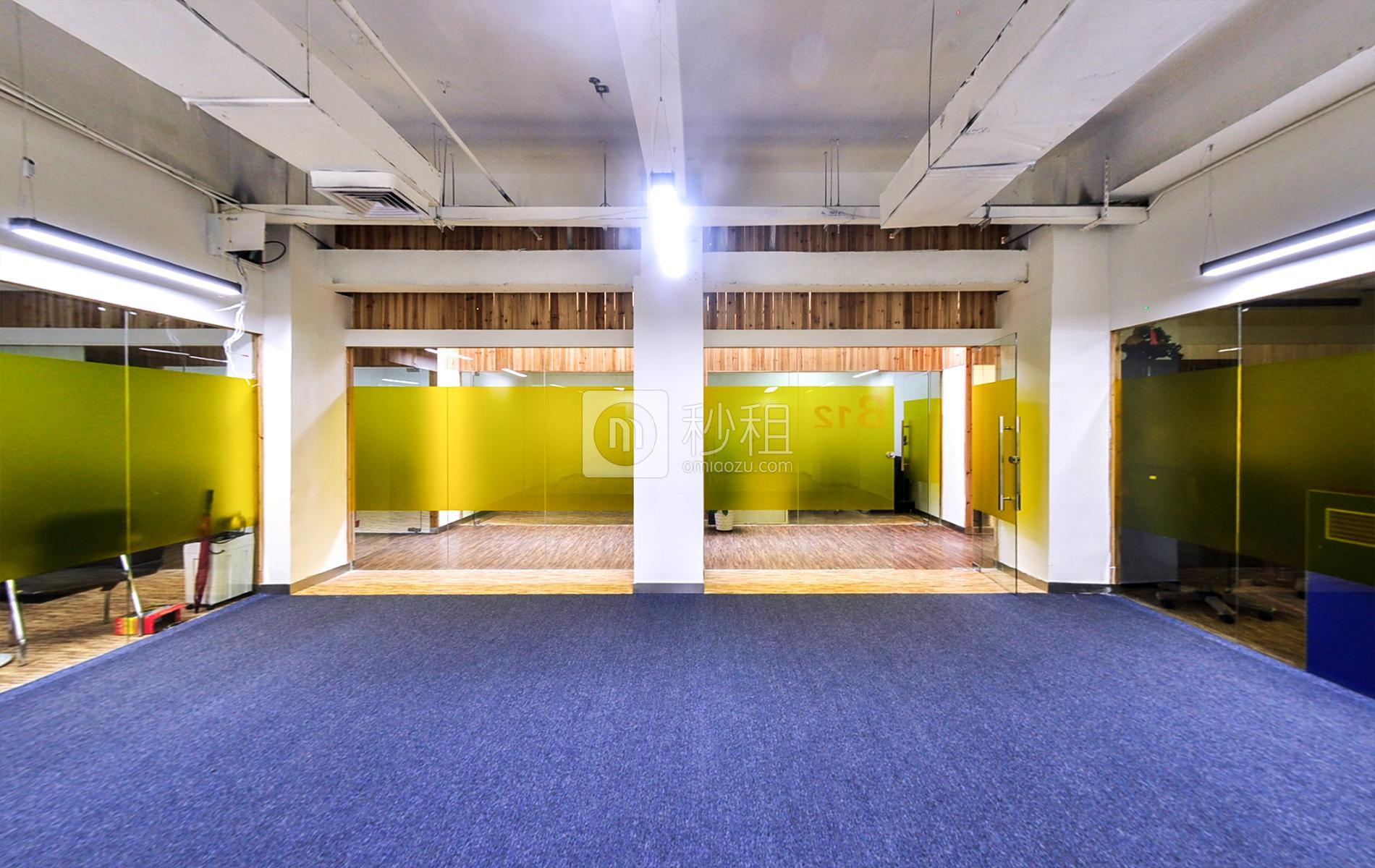 德冠廷-创客汇-富源海滨大厦写字楼出租36平米精装办公室4200元/间.月