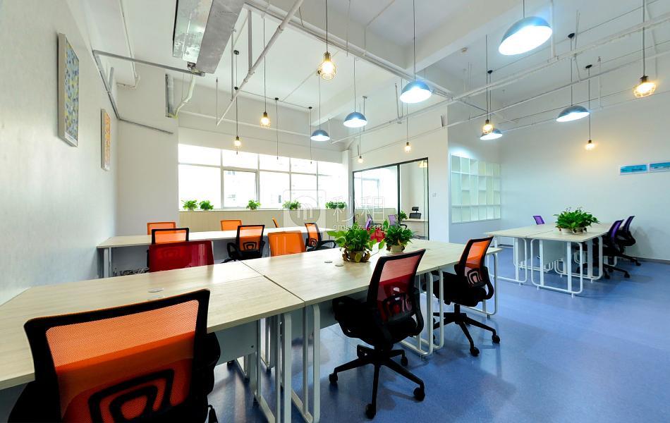 摩比大厦-蓝马智造园写字楼出租106平米精装办公室80元/m².月
