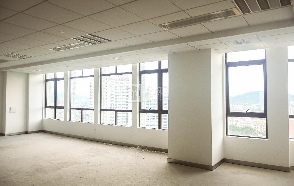 星光映景写字楼出租300平米简装办公室110元/m².月