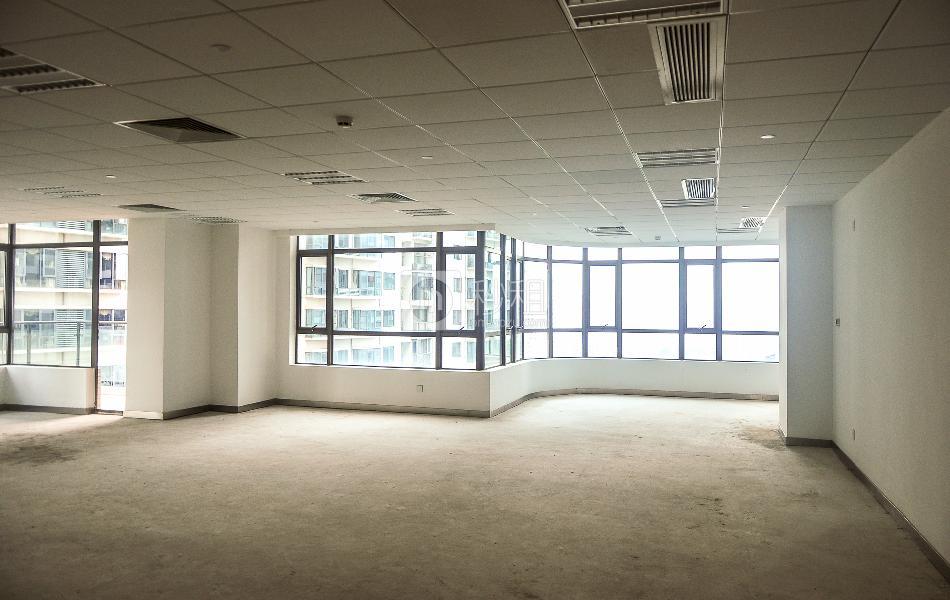 星光映景写字楼出租350平米简装办公室110元/m².月
