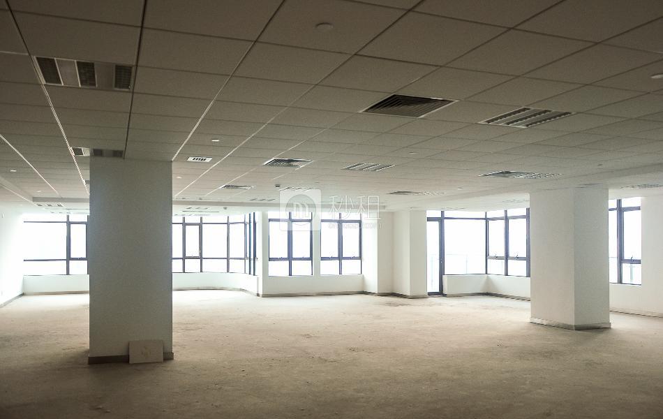 星光映景写字楼出租650平米简装办公室110元/m².月